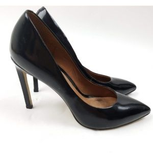 Aldo Pointed Toe Patent Heels